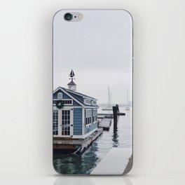 Boston Boathouse iPhone Skin