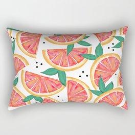 Citrus Surprise #society6 #decor #buyart Rectangular Pillow