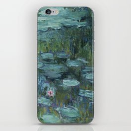 Water Lilies 2 iPhone Skin