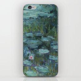 Water Lilies 2 iPhone Skin