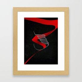 Devils Soul Framed Art Print