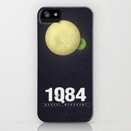 1Q84 iPhone Case
