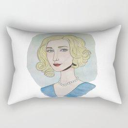 Norma Bates, Bates Motel Rectangular Pillow