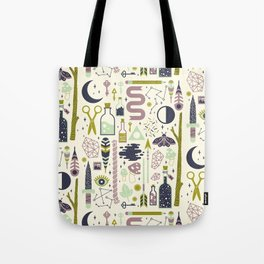 The Witch's Collection Tote Bag