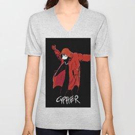CYPHER Unisex V-Neck