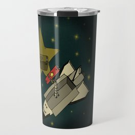 Star in the service Travel Mug