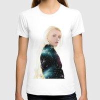 luna lovegood T-shirts featuring Luna Lovegood  by kelsey cooke art