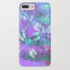 Mauritius Dragonflies WW iPhone 7 Plus Slim Case