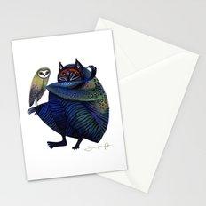 Owl & Spirit Stationery Cards
