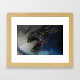 RRAWWW Framed Art Print