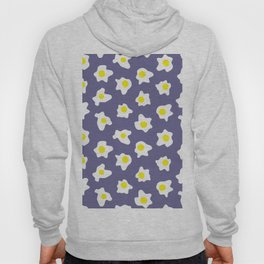 Eggs Over Blue Hoody