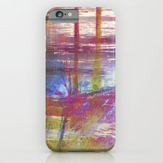 Textural Mountains Slim Case iPhone 6s
