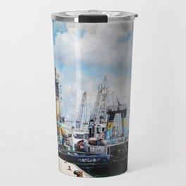 Trapani art 11 Travel Mug