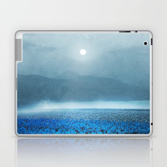 magical Tulips Laptop & iPad Skin