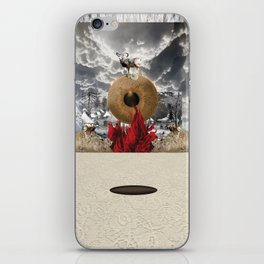 ADROPE MOU iPhone Skin