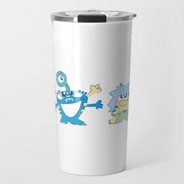Lil Monsters Travel Mug