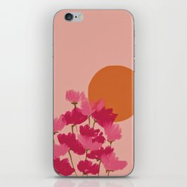 and where will we be on august 14th? iPhone Skin