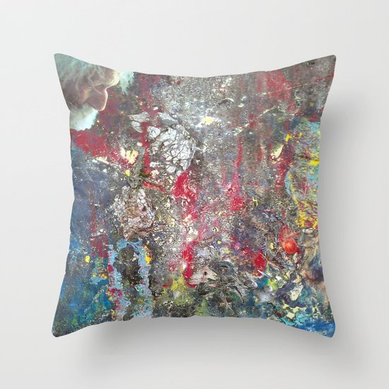 Austere Throw Pillow
