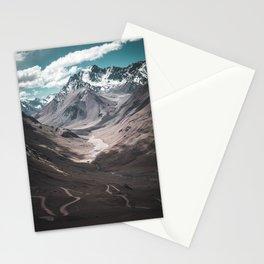 Las Cuevas Stationery Cards