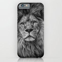 Lion Print, Woodland Nursery Print, Lion King Poster, Animal Prints, Nursery Animal Print, Printable Wall Art, Nursery Decor iPhone Case