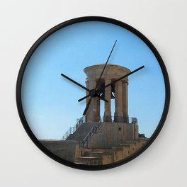 Old Bell Tower  Wall Clock