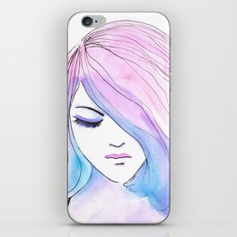 Colorful Emotions iPhone Skin
