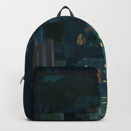 Losing The Forest Backpack