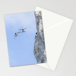 Aborted landing Stationery Cards