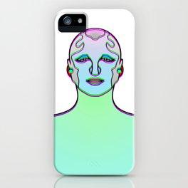 Kalm iPhone Case