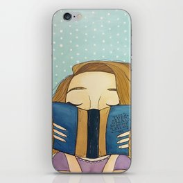 The Best Kind of Curious iPhone Skin