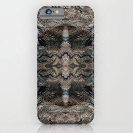 Realistic premium marble luxury design for home decoration iPhone Case