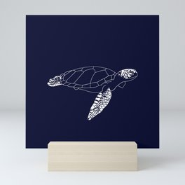 Turtle Mini Art Print