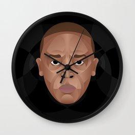 Dr. Dre Portrait Wall Clock