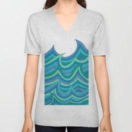 When Oceans Rise  Unisex V-Neck