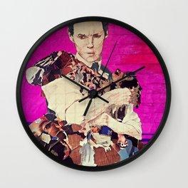The Danish Girl Wall Clock