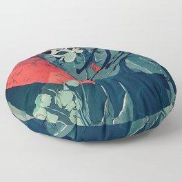 Digital Decade Floor Pillow