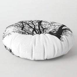 Brain Tree Floor Pillow