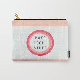 MAKE COOL STUFF Carry-All Pouch