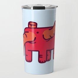 Elephant no.1 Travel Mug