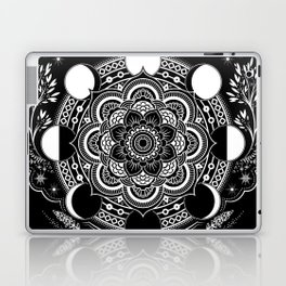 Moon Mandala Laptop & iPad Skin