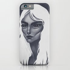 White Haired iPhone 6s Slim Case