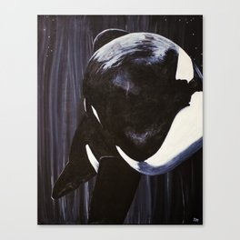 Keiko Canvas Print