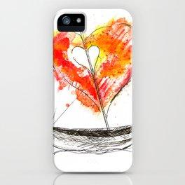 love boat iPhone Case