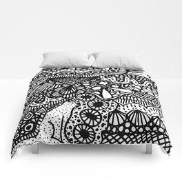 Doodle 13 Comforters