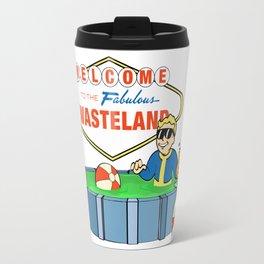 Welcome to the Wasteland Travel Mug