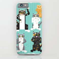Cats I have known iPhone 6s Slim Case