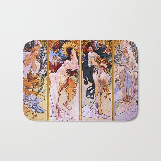 The Four Seasons Bath Mat