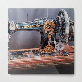 The machine VIII Metal Print