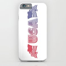 USA Banner iPhone 6s Slim Case