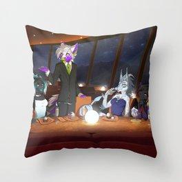 Exquisite Throw Pillow
